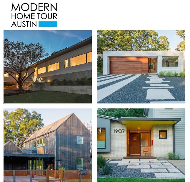 Modern Homes Austin: Modern Home Tour : 2016 Picks