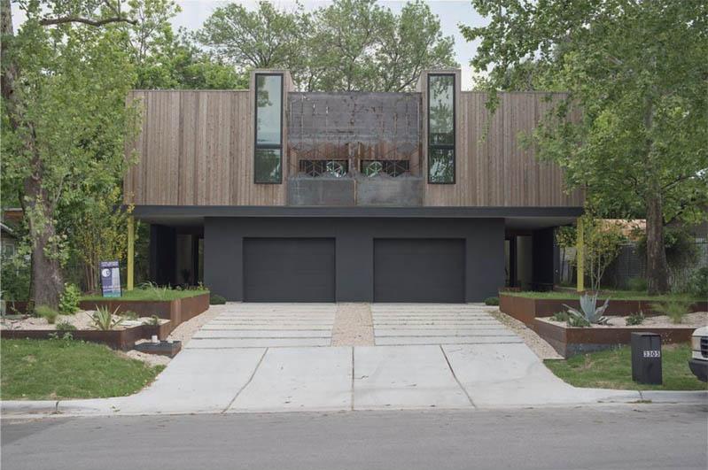 3305 Garden Villa #A : North Arrow — Designer