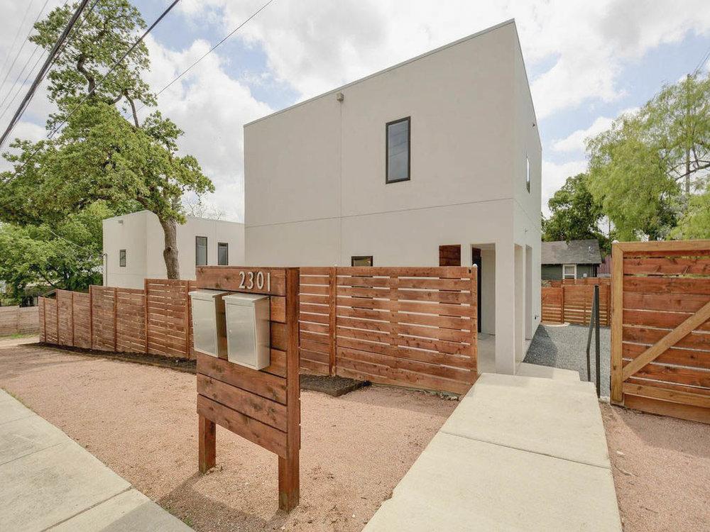 2301 e 13th bercy chen designer austin tx for Modern homes in austin tx