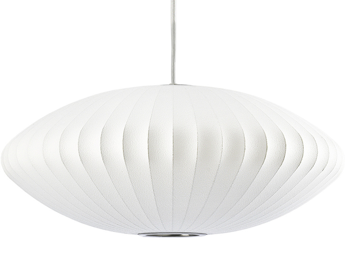 Nelson Saucer Bubble Lamp   Small