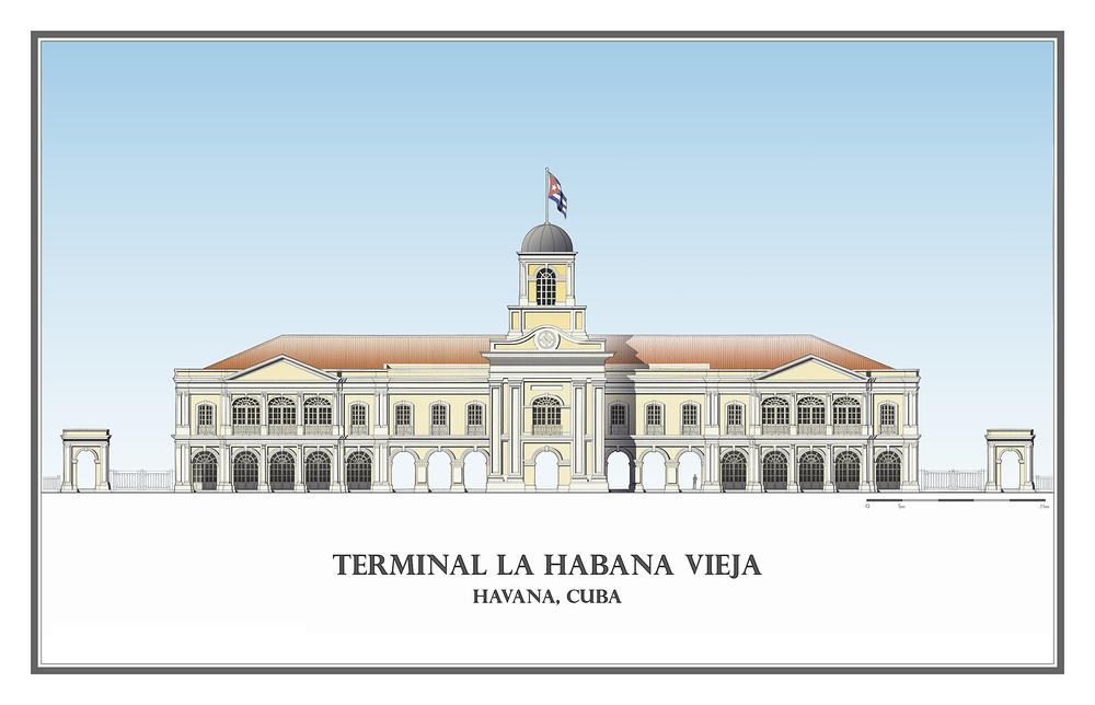 Proposed Terminal La Habana Vieja