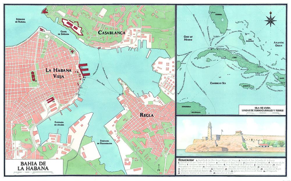 Terminal La Habana Vieja - Bahia de la Habana