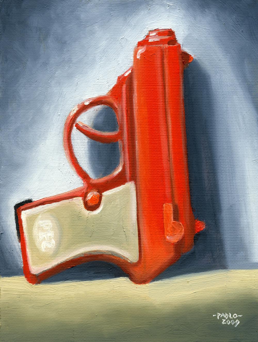 Pez Gun