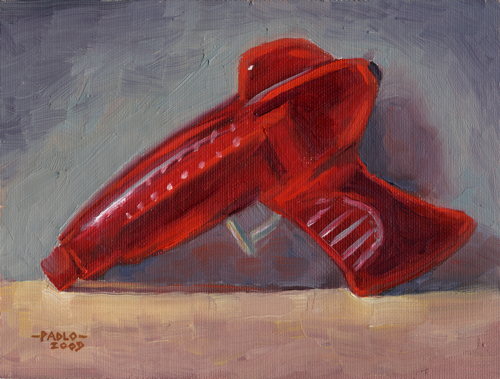 RED GUN