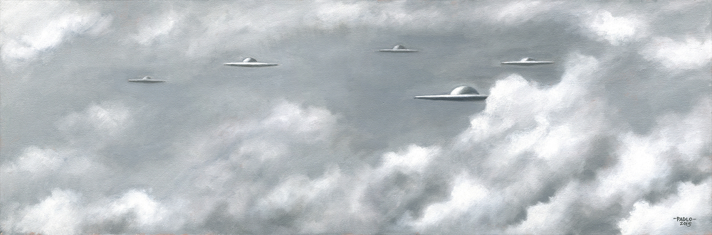 UFO SIGHTING 25