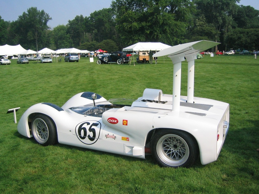 The Legendary Chaparral 2E