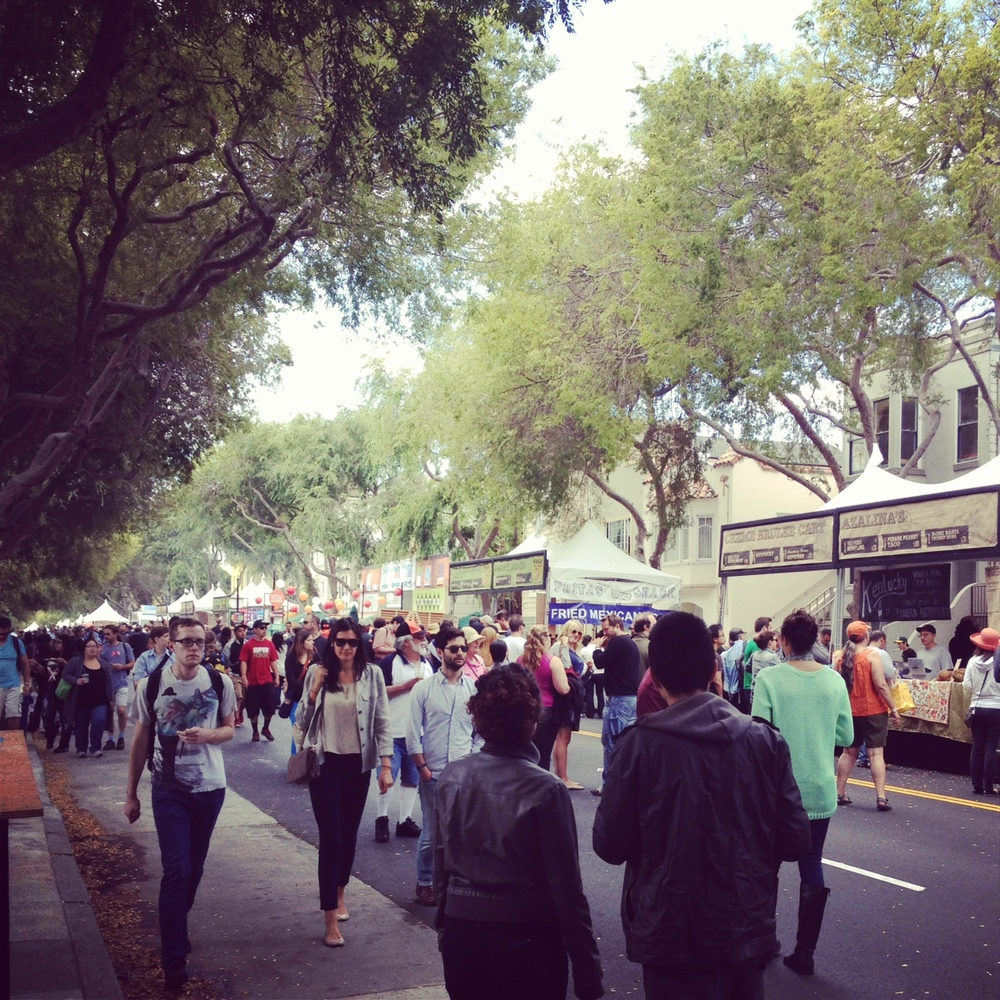 The Crowd at SF Street Food Festival