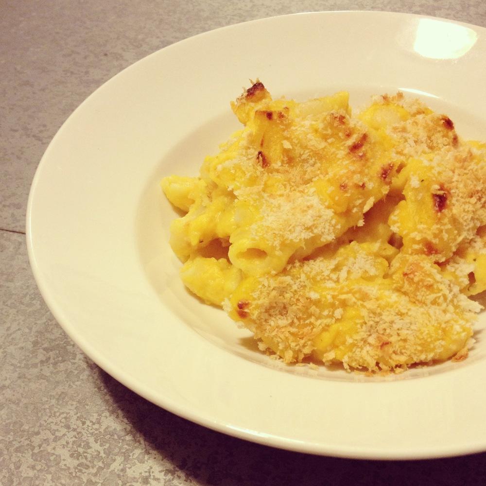 Butternut Squash Mac and Cheese Recipe — Bites & Bourbon