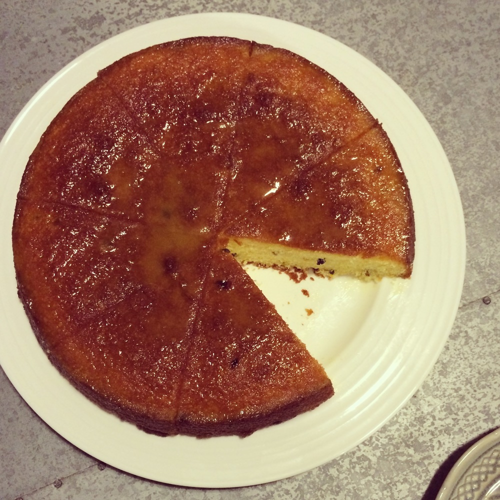 Mom And Dads Orange Cake Recipe