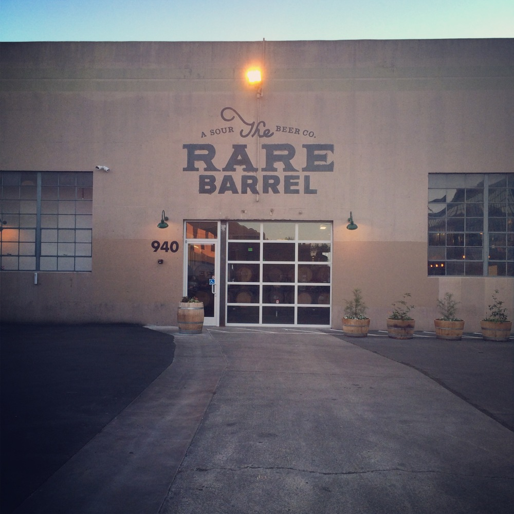 Rare Barrel Brewery Berkeley