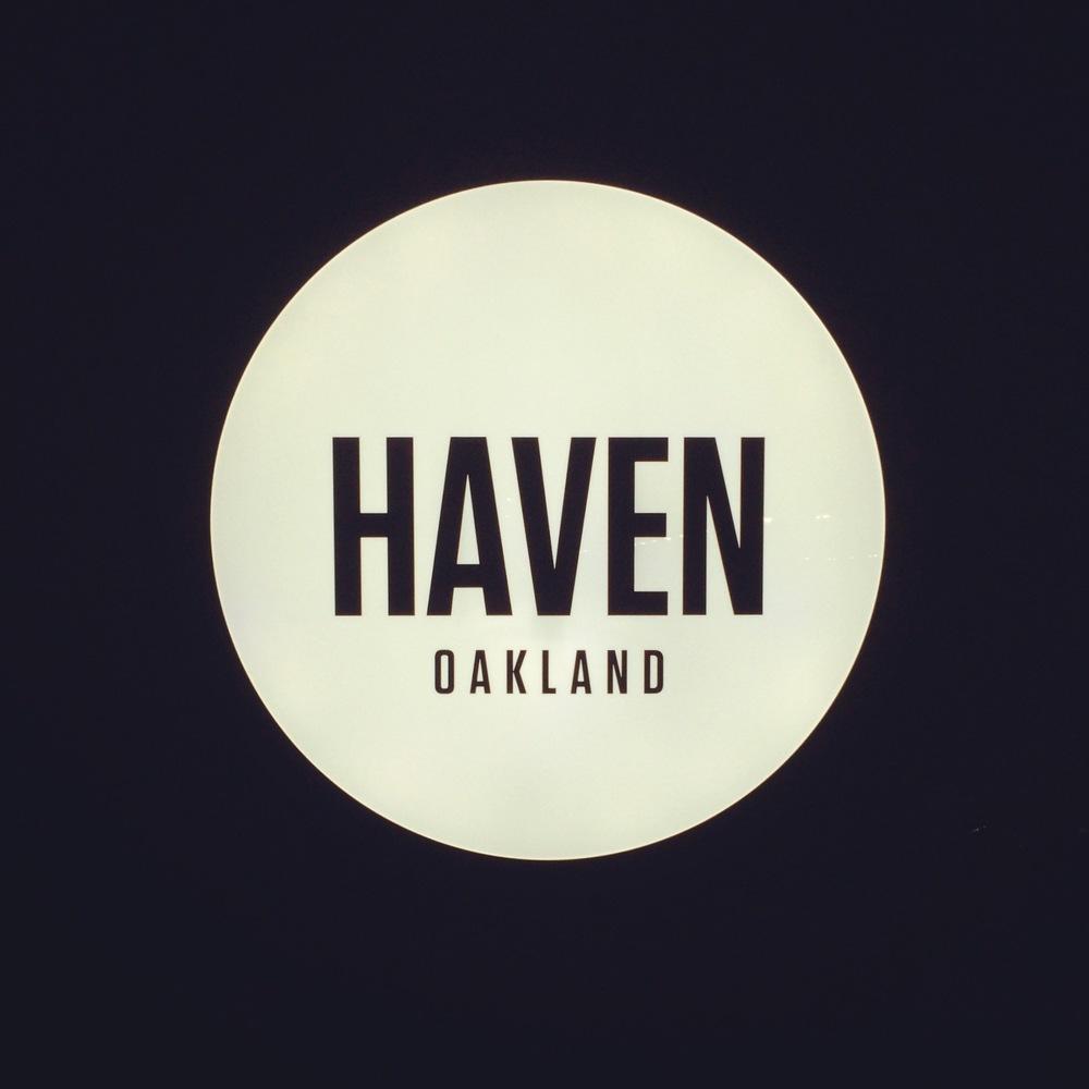 Haven Entrance Sign