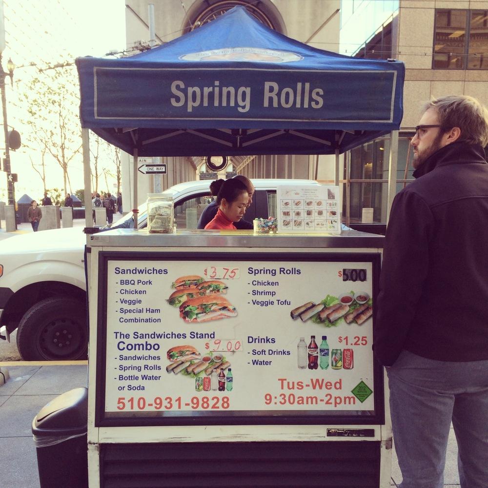 Du's Sandwich Stall