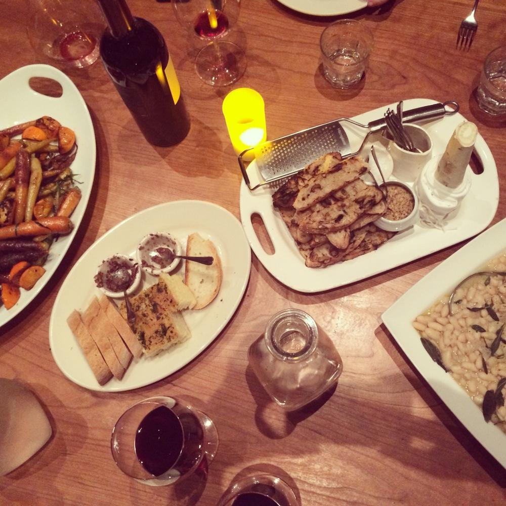 Incanto Leg of Beast Dinner | Bites & Bourbon | bitesandbourbon.com