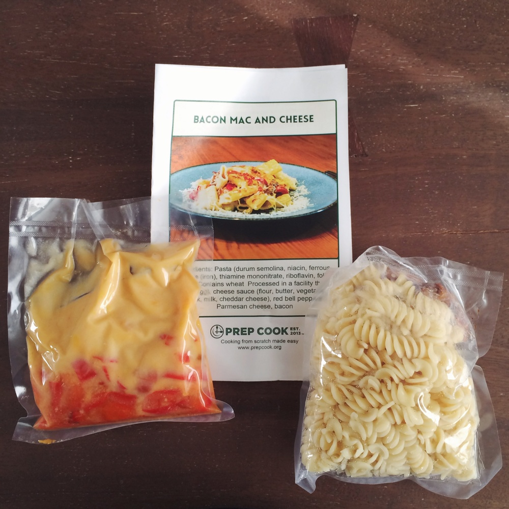 Prep Cook's Macaraoni & Cheese Kit