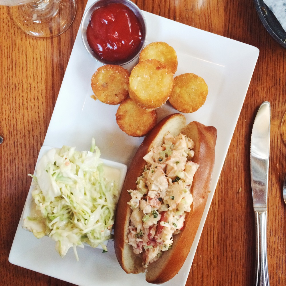 Lobster Roll - Anchor & Hope