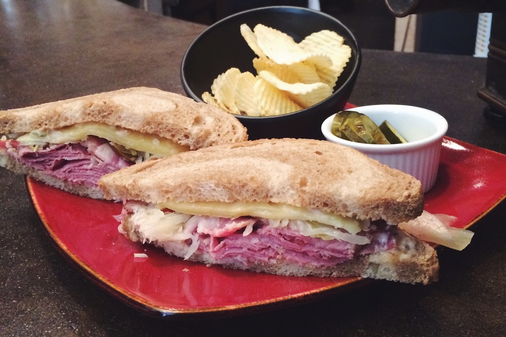 Archive Bar & Kitchen - Reuben