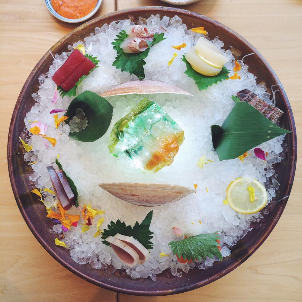 Roka Akor - Sashimi Chef Selection - 7 Kinds