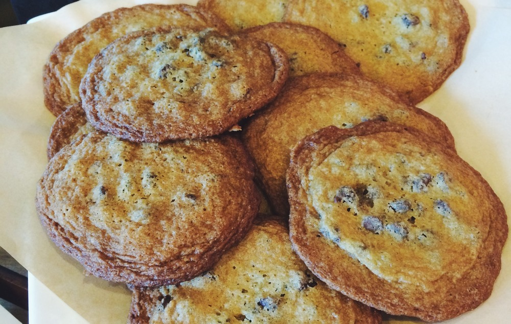 Il Cane Rosso - Chocolate Chip Cookies
