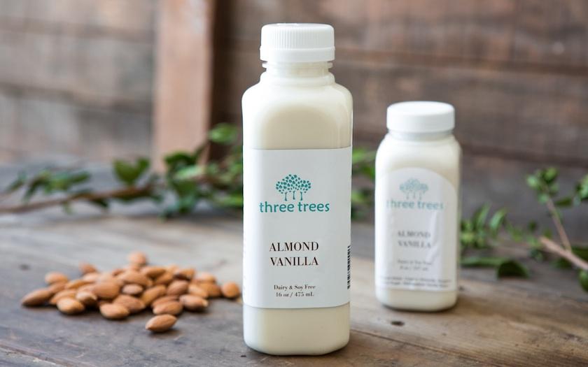 Three Trees Nut Milk - Almond Vanilla
