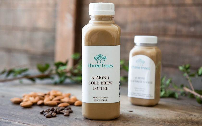 Three Trees Nut Milk - Almond Cold Brew