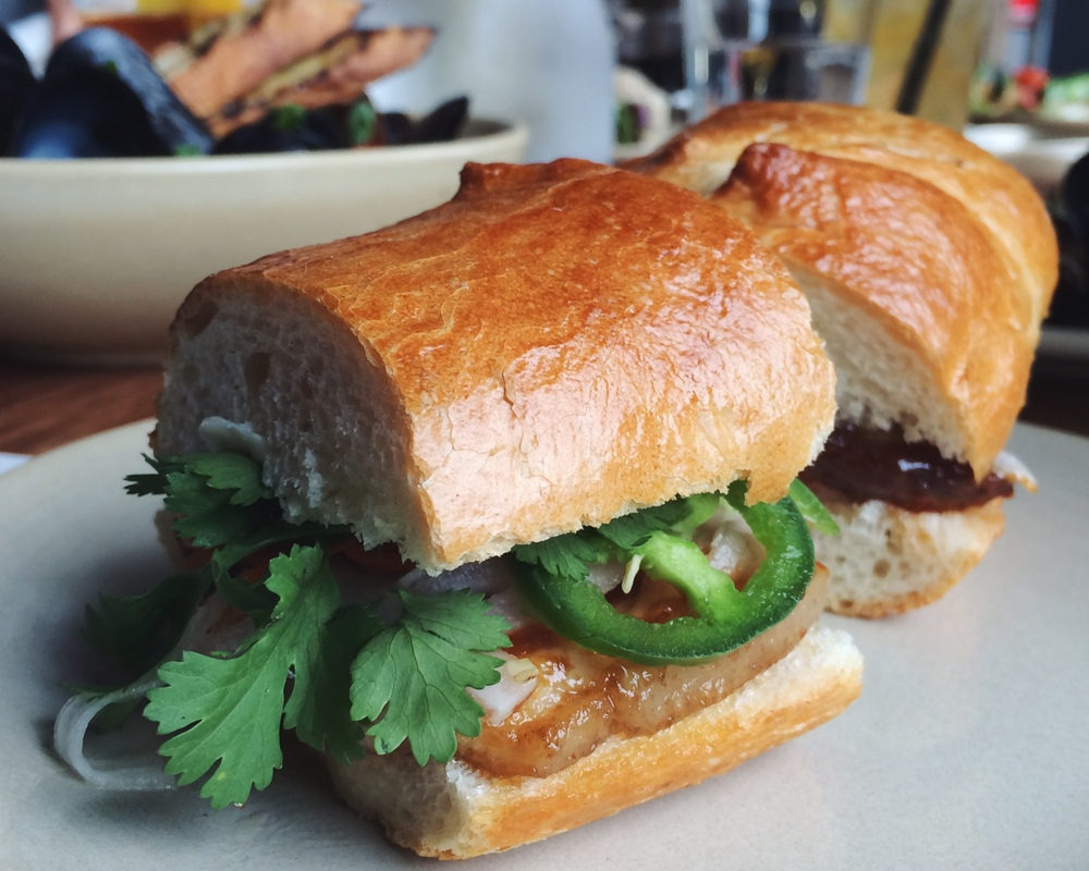 Banh Mi - Townie Berkeley