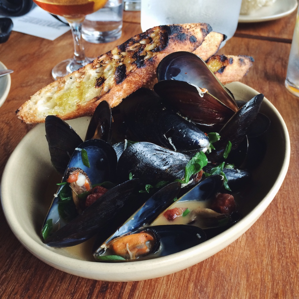 Mussels - Townie Berkeley