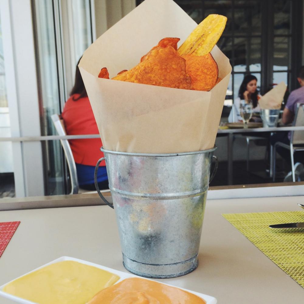 Chips - La Mar SF