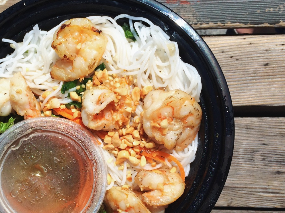 Out the Door - Shrimp Vermicelli Bowl