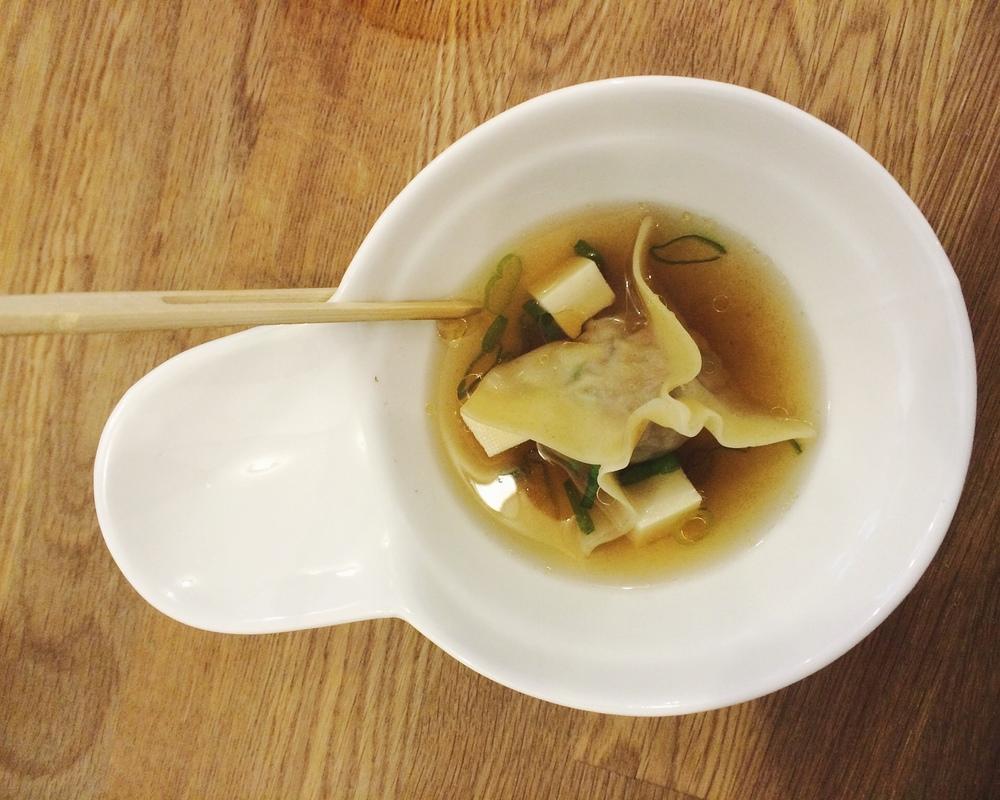 Shrimp Wonton Soup - Pulmuone
