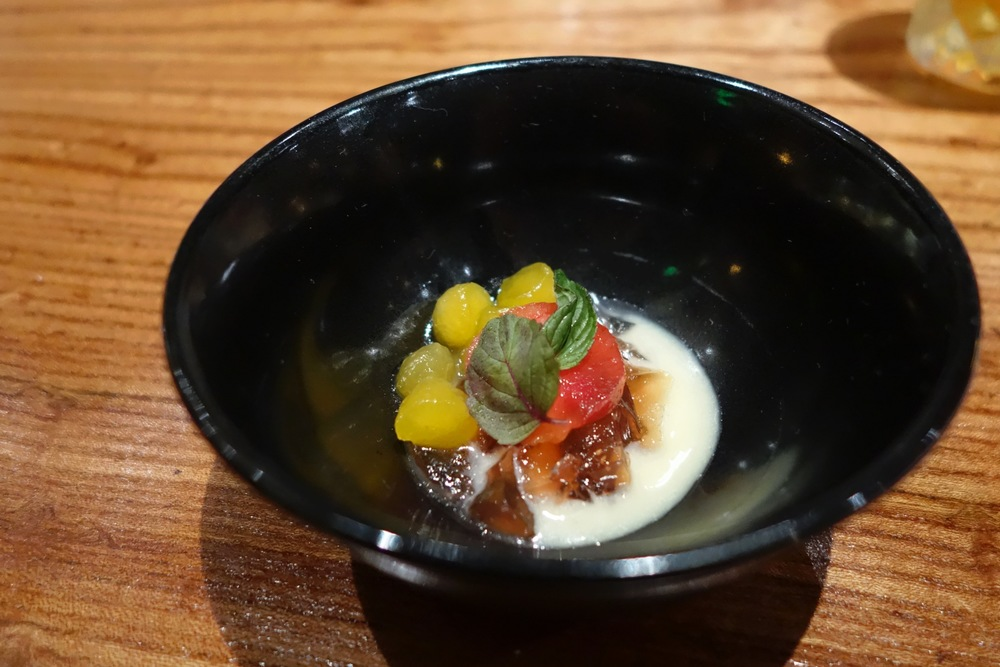 Lazy Bear SF - Ginger Milk Curd