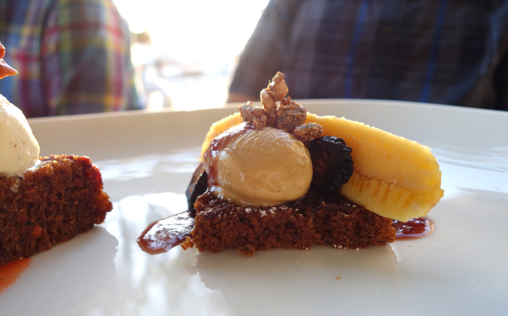Jack's Oyster Bar & Fish House - Fall 2014 Desserts
