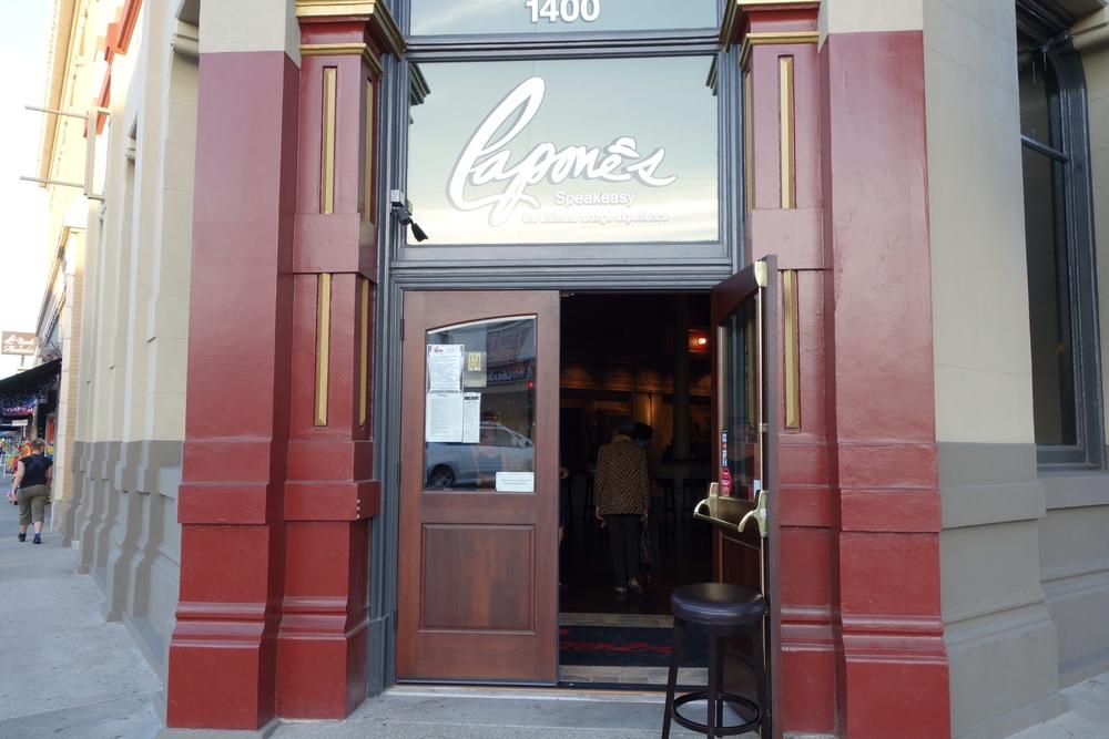 Capone's Speakeasy - Alameda