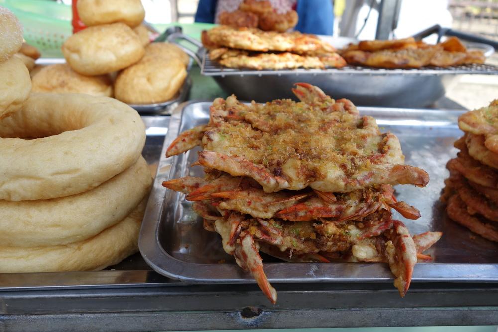 Crab Cake - Hoi An