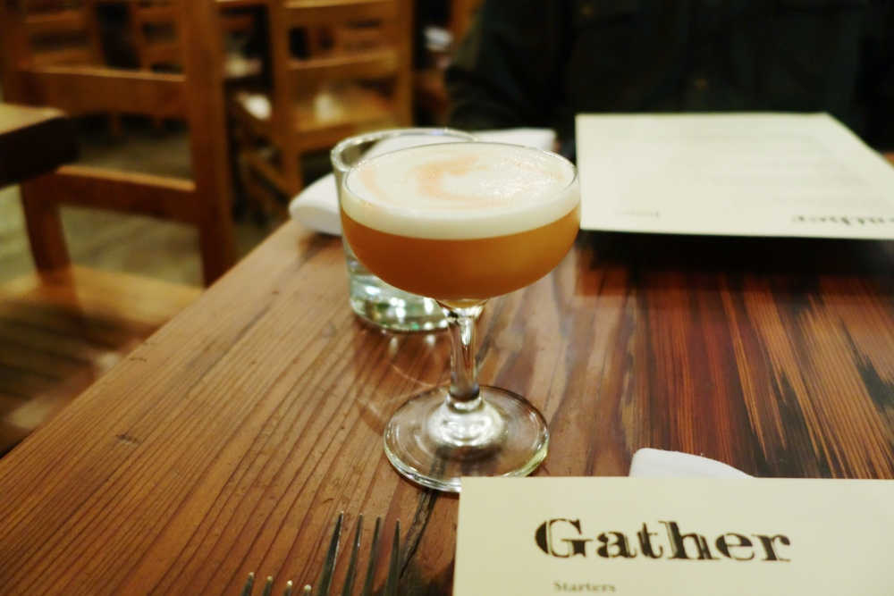 Gather Restaurant - Berkeley 2015