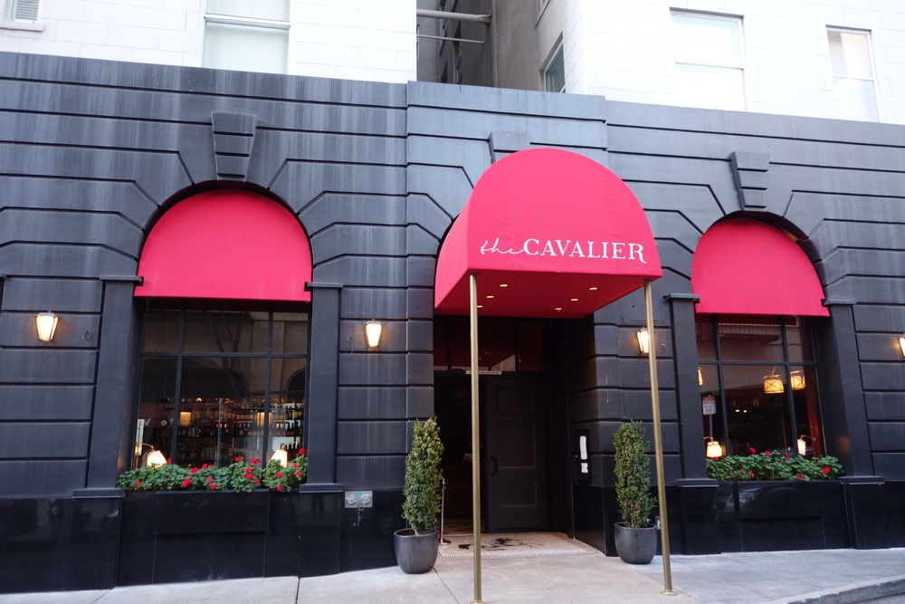 The Cavalier SF Review- Bites & Bourbon