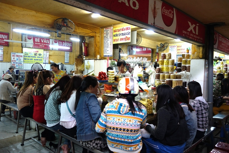 Con Market - Da Nang