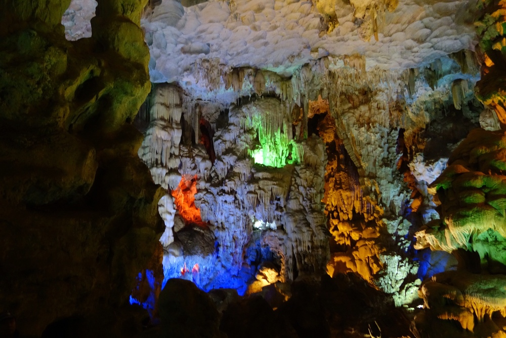 Ha Long Bay - Cave Tour - Alova Cruise Review