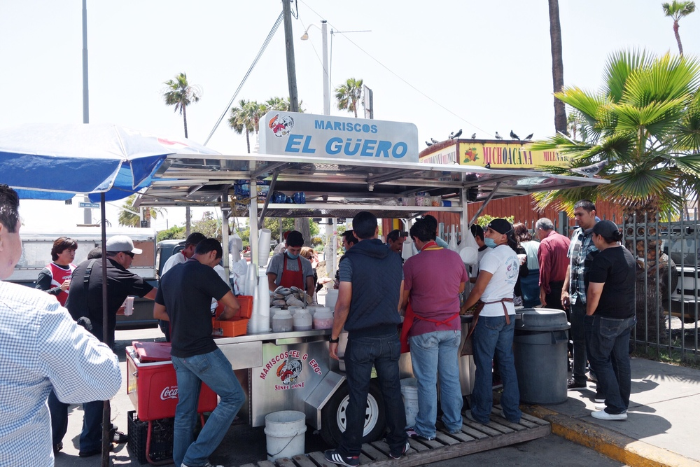 El Guero, Seafood Food Guide Ensenada, Mexico | Bites & Bourbon