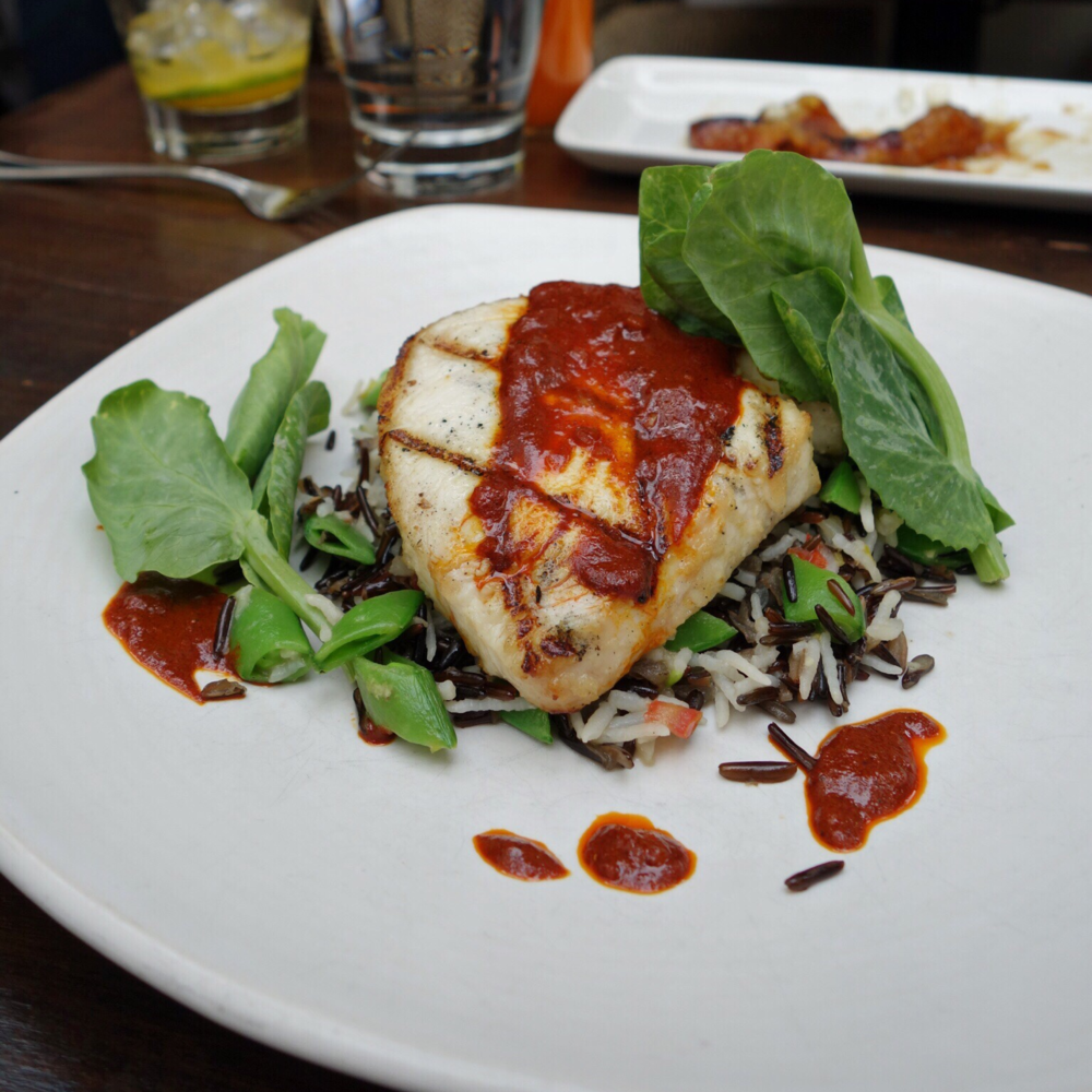 Butterfish - Palm House Review San Francisco