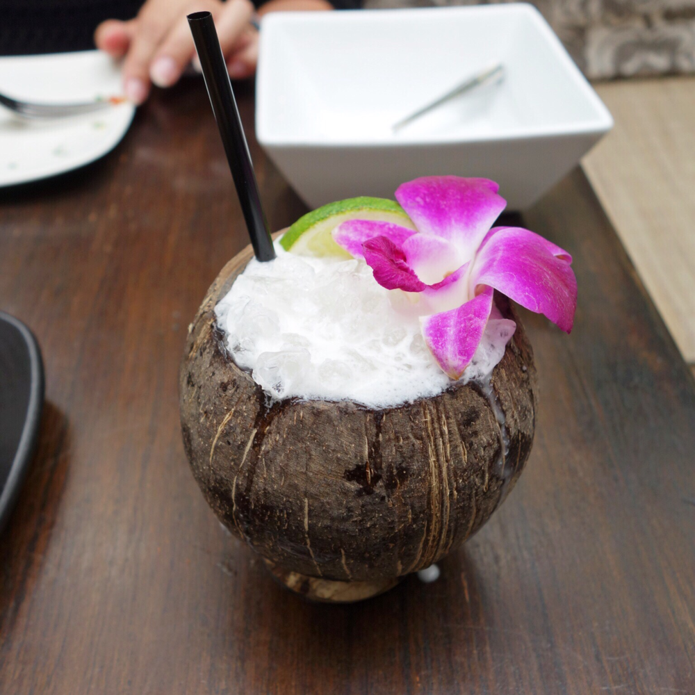 Pina Colada - Palm House Review San Francisco