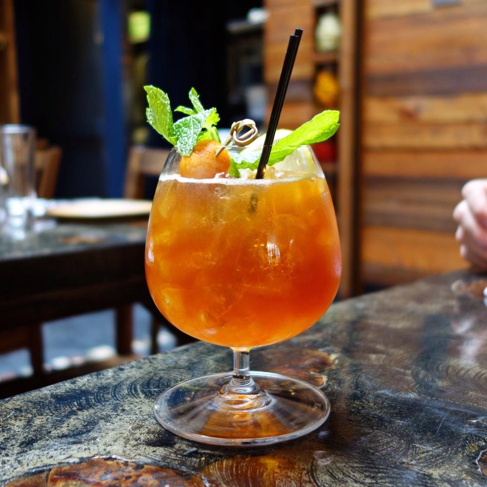 Reverb Kitchen Cocktails Review - San Francisco