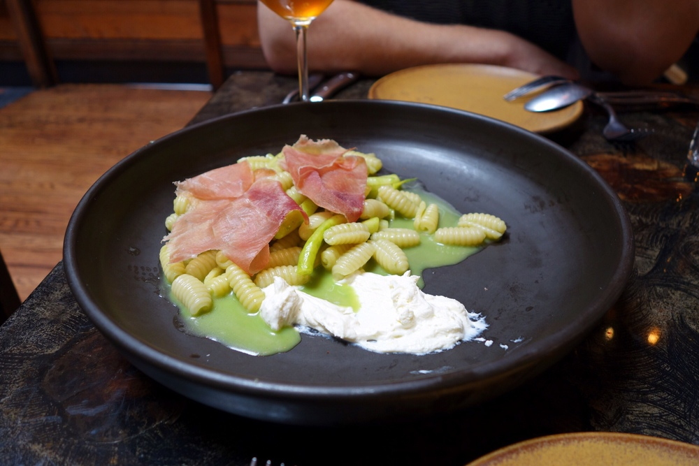Reverb Kitchen Cavatelli Review - San Francisco