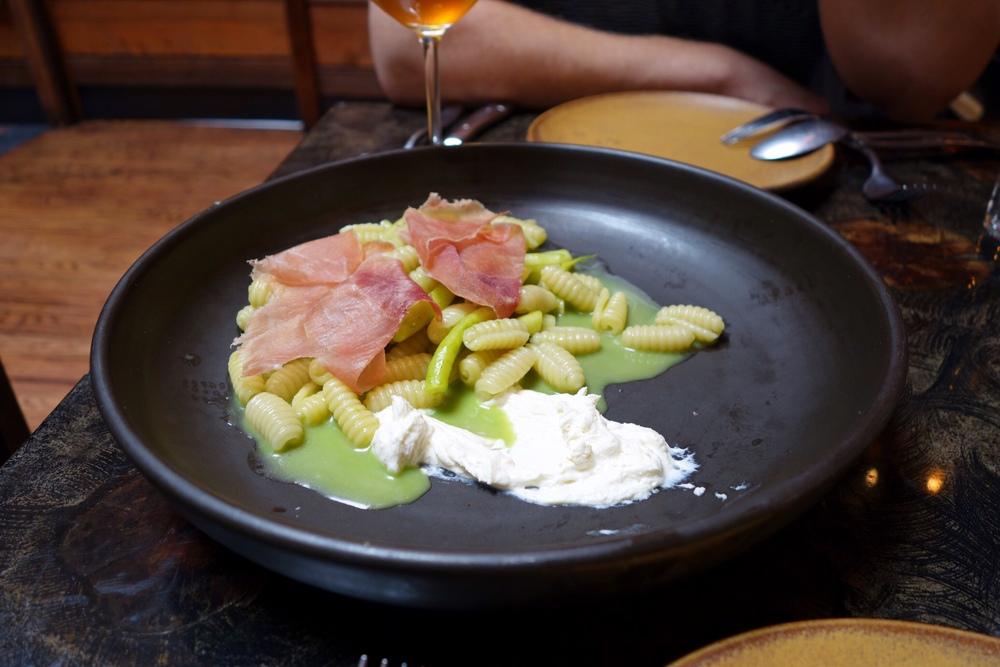 Reverb Kitchen Cavatelli Review - San Francisco