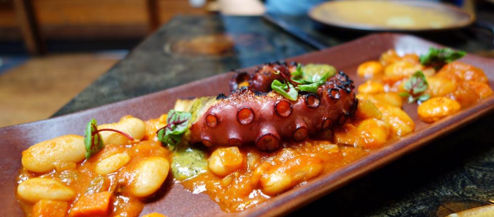 Reverb Kitchen & Bar Octopus Review - San Francisco