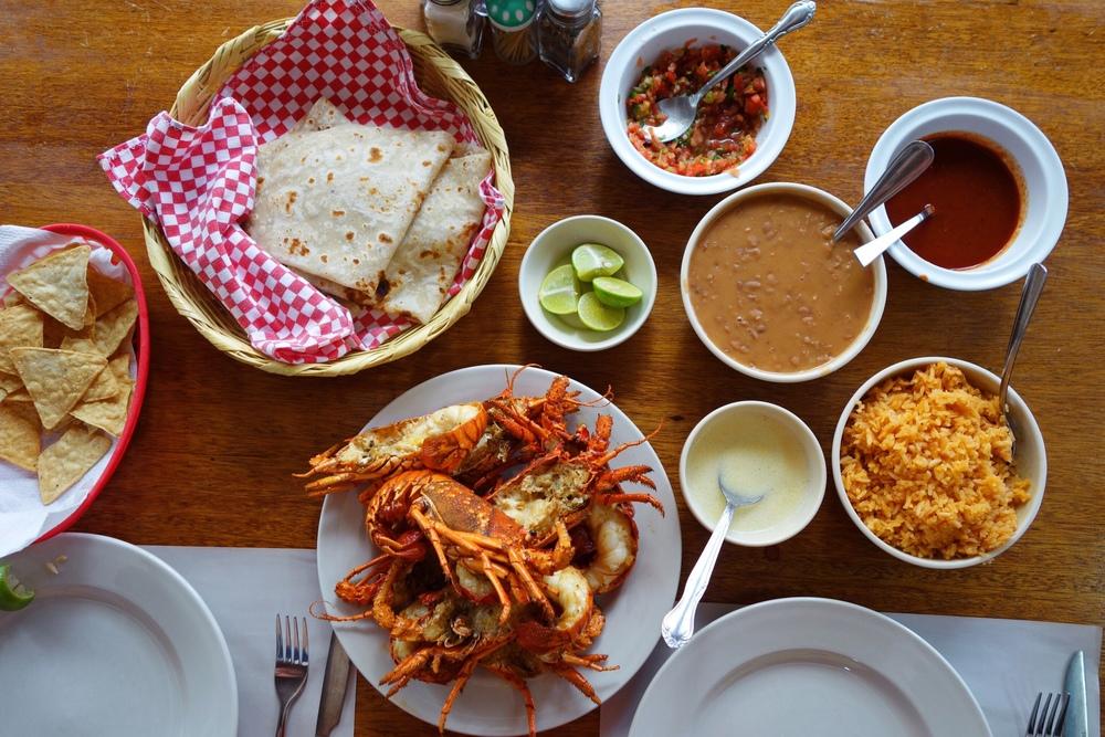 Puerto Nuevo Loster Restaurant Review - Bites & Bourbon