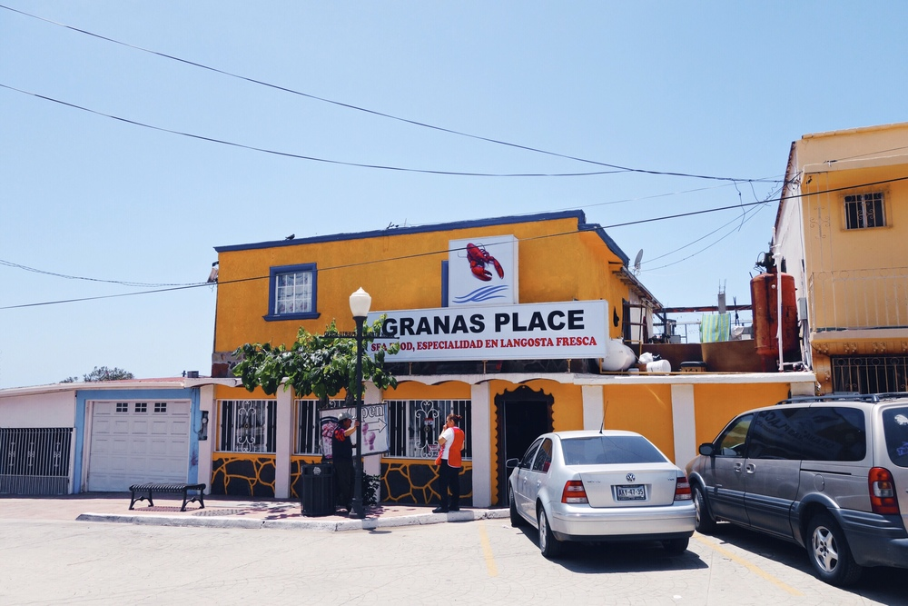 Puerto Nuevo Loster Granas Place Restaurant Review - Bites & Bourbon