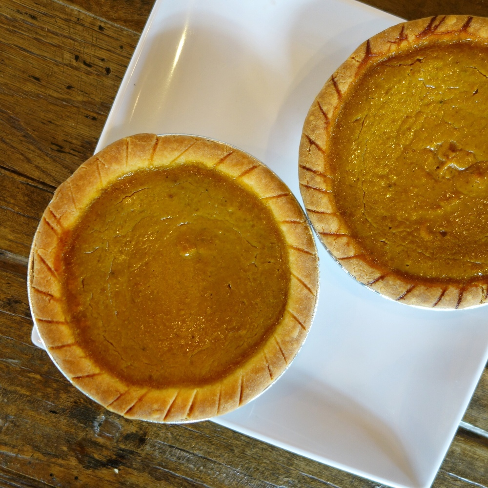 Bacano Bakery - Pumpkin Pie