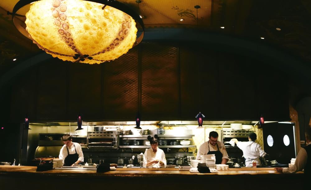 Farallon Restaurant Review 2016
