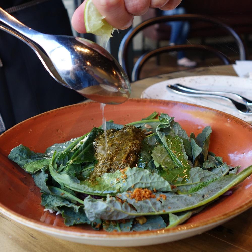 Teni East Kitchen Review 2016 - Oakland