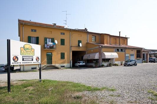 Giansanti Parmigiano Reggiano Tour